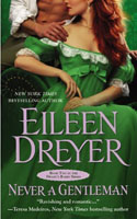 Never A Gentleman by Eileen Dryer